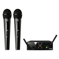 Радиосистема AKG WMS40 Mini2 Vocal Set BD US45A/C купить