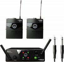 Радиосистема AKG WMS40 Mini2 Instrumental Set US25BD купить