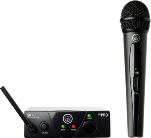 Радиосистема AKG WMS40 Mini Vocal Set BD US25D купить